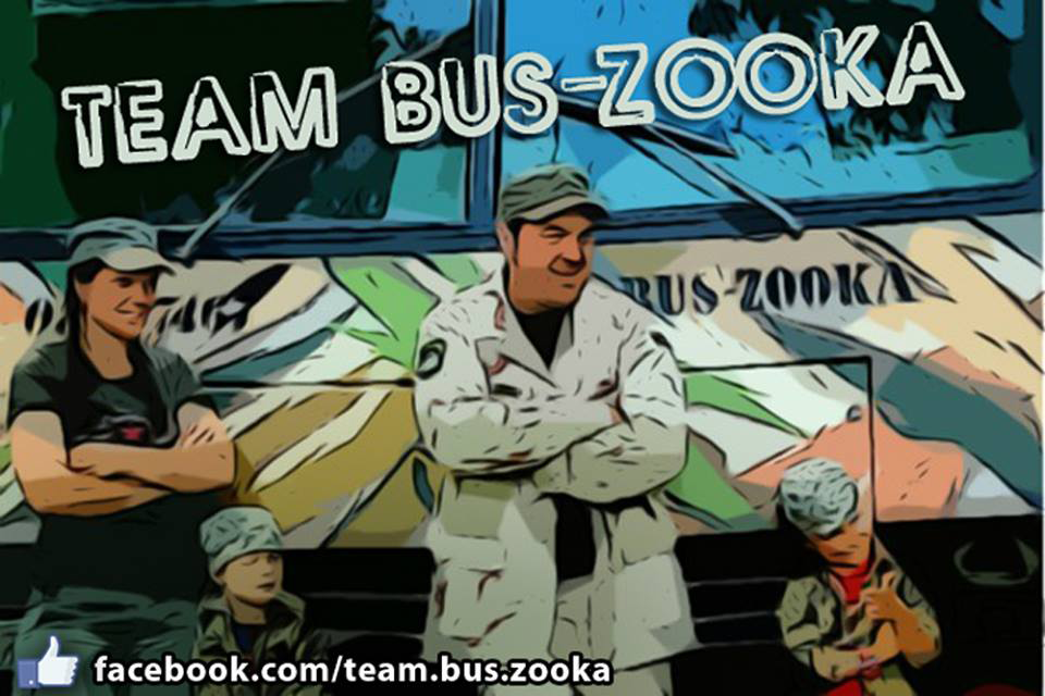 TEAM BUS-ZOOKA